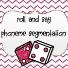 $Phoneme segmentation is an important part of a child's literacy development.  This phonological awareness skill is mastered when a student is able ...