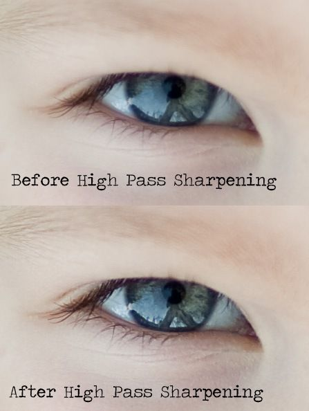 Sharpening Using the High Pass Filter | Polished Picture