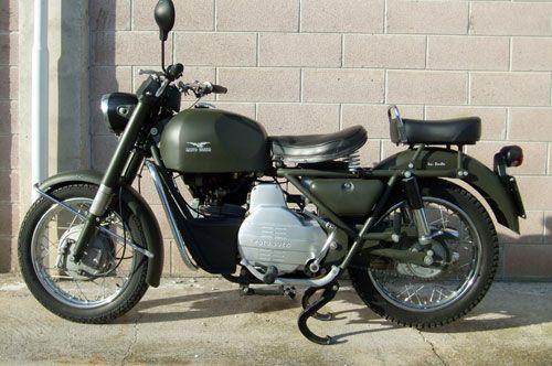 Moto Guzzi Nuovo Falcone - 1973