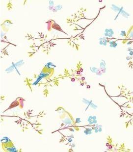 Eijffinger Pip Studio behang  386010 Early Bird Wit