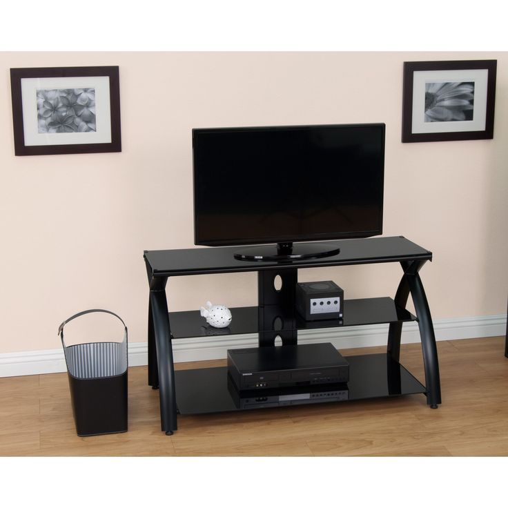 Calico Designs Futura 42 in. Wide x 19 in. Deep x 22.5 in. High TV Stand (