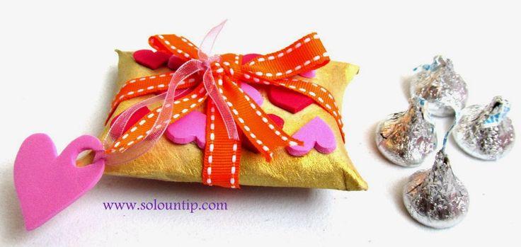 Cómo regalar chocolates en san valentin | Solountip.com