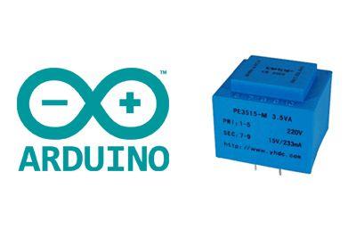 Medir tensiones de 220V-230V con Arduino y transformador