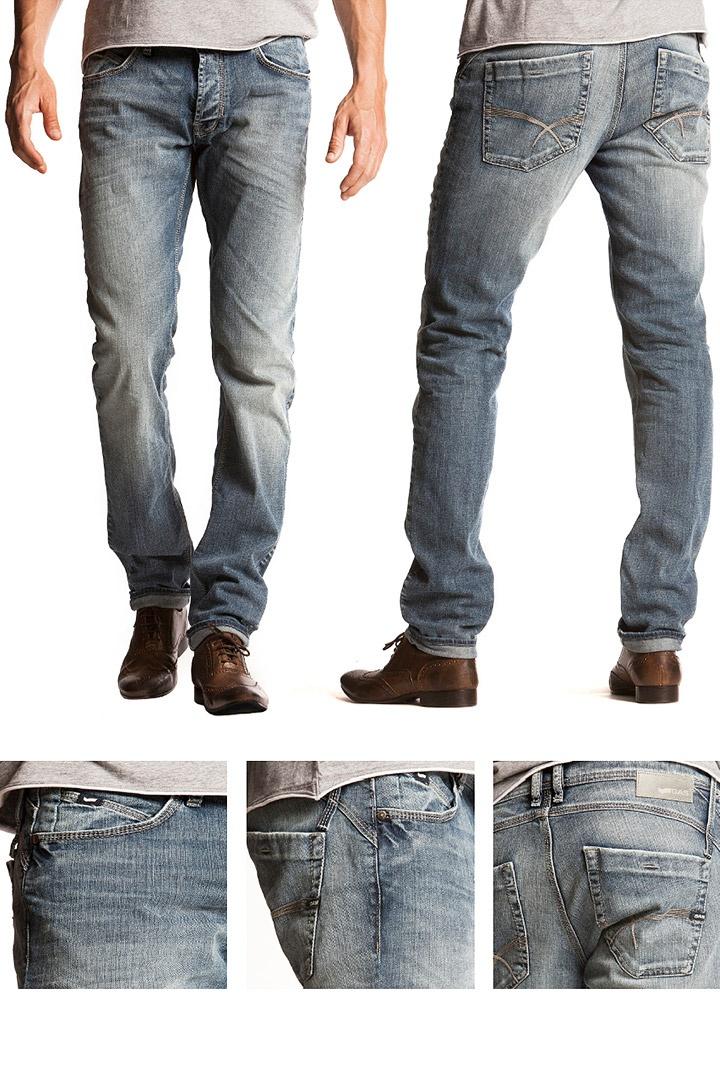 SS13 Men's Jeans. Fit: straight Model: Warris J