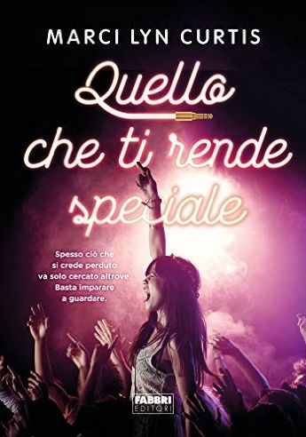 Soooo....a NEW Italian cover for The One Thing. Love. Love. LOVE.