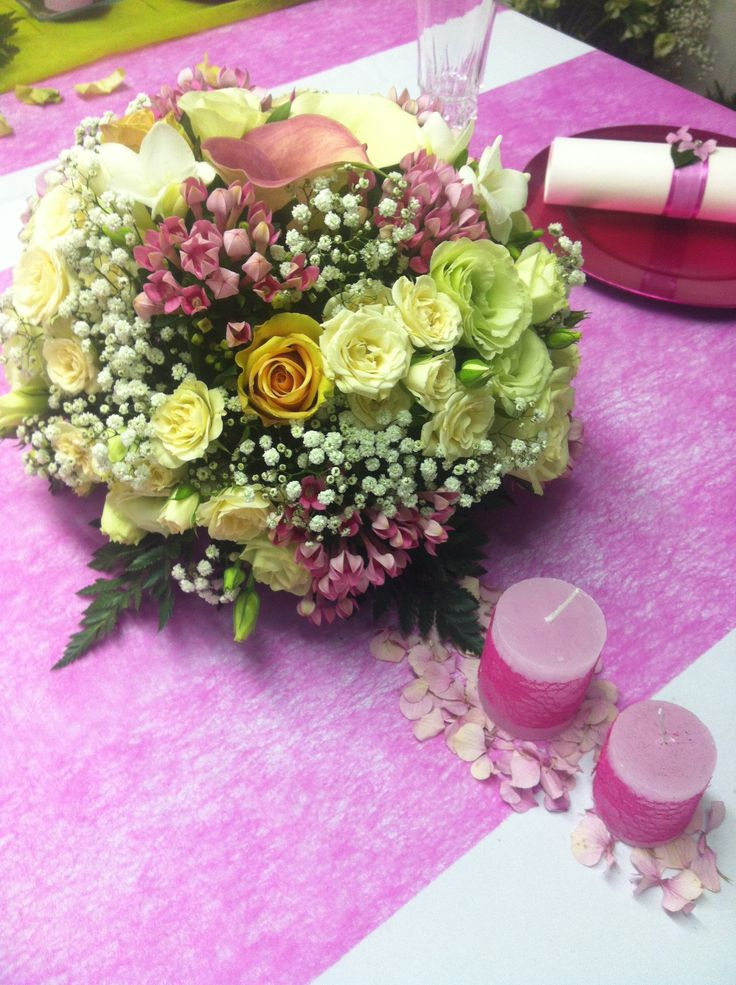 decor wedding table