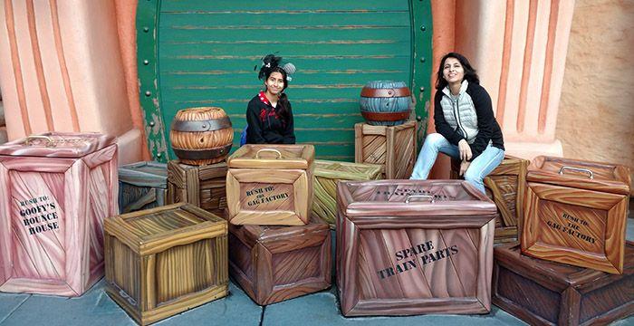 Organiza tu primer viaje a Disneyland