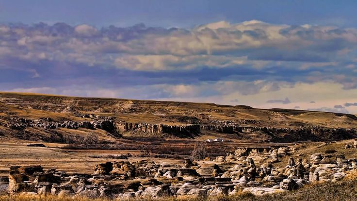 Writing-on-Stone Provincial Park Alberta. The Stories, Histories and Peoples of Alberta.