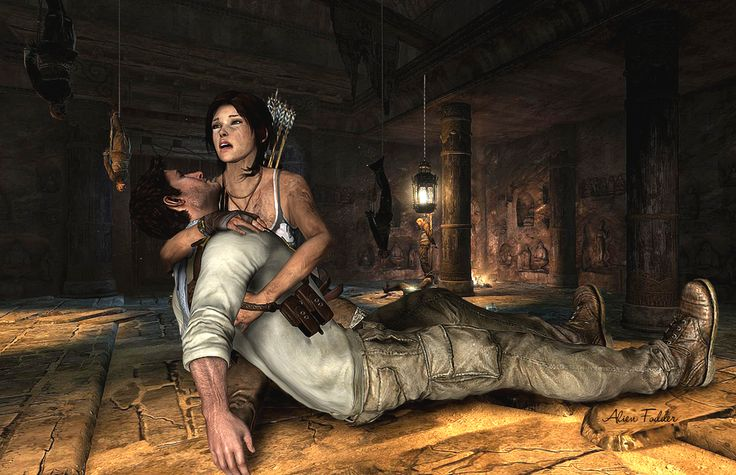 Lara Croft And Nathan Drake: Regardless, The Two Are Great Franchises Deserving Of A