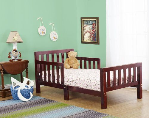 TOPSELLER! Orbelle Extra Thick Toddler Bed in Ch... $93.26