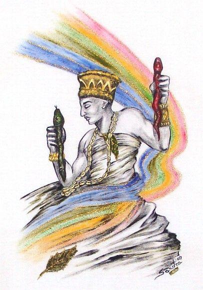 No candomblé Ketu ou Nagô os Òrìşà (Orixás) são designados como divindades servidoras da humanidade. Assim como Olódùmarè criou o Òrun...