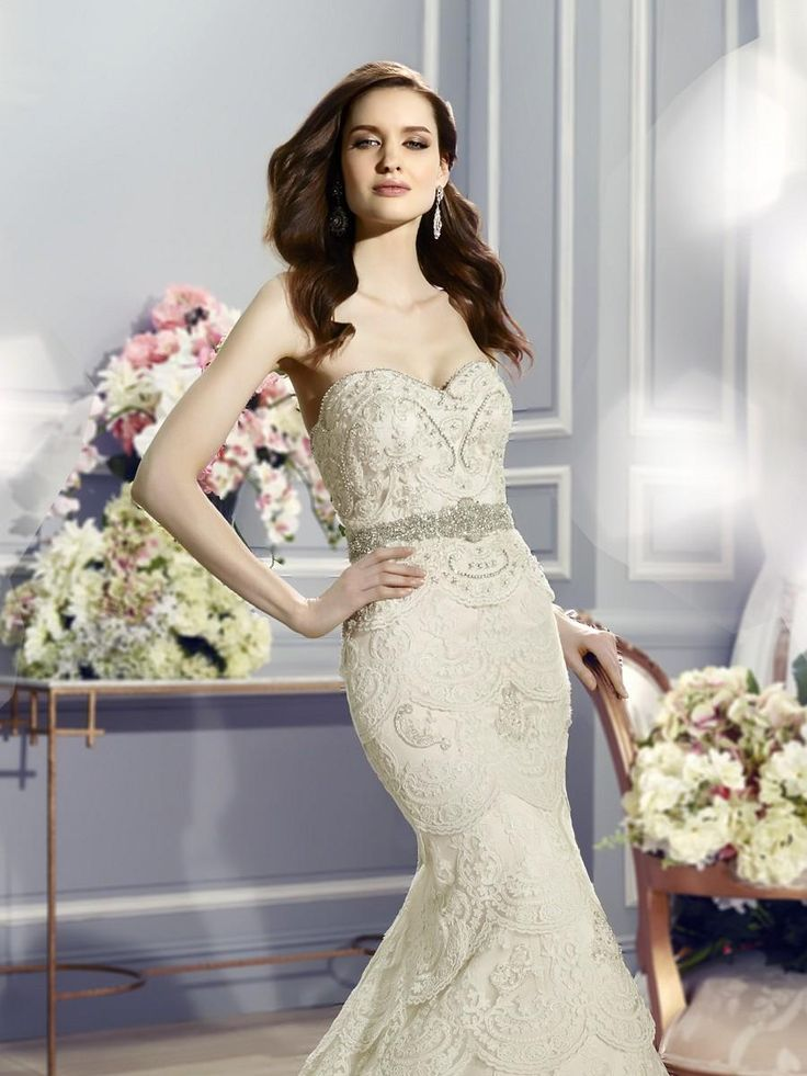 100+ best Wedding Dresses images on Pinterest | Wedding frocks ...