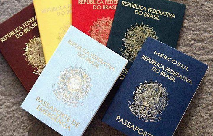 Como tirar o seu passaporte brasileiro