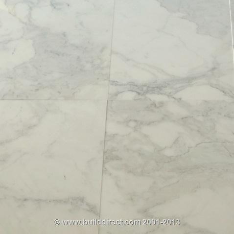 BuildDirect: Marble Tile Marble Containers   Calacatta Statuario