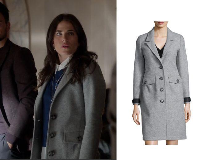 Laurel How To Get Away With Murder Coat