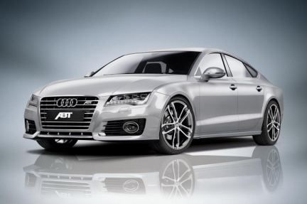 Audi A7 tuning package by ABT