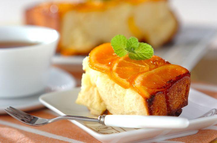 オレンジモンキーブレッドのレシピ・作り方 - 簡単プロの料理レシピ   E・レシピ