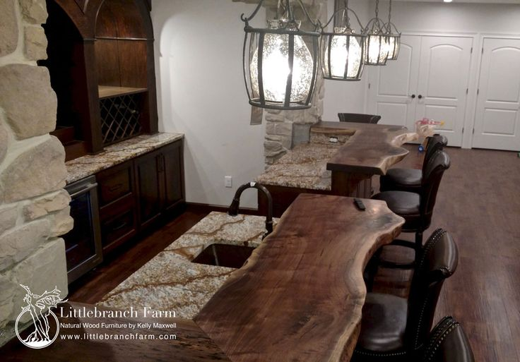 40 Best Natural Wood Countertops Images On Pinterest