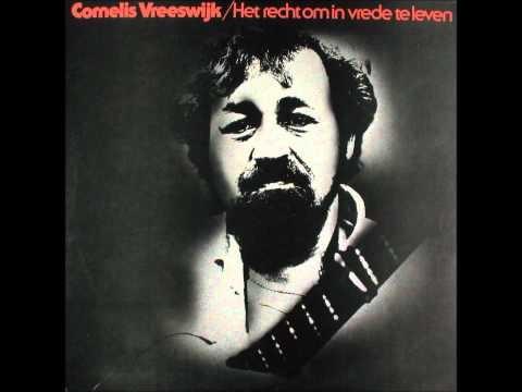 """Cornelis Vreeswijk zingt Victor Jara. """"Ik zie Amanda"""" (Te recuerdo Amanda)"""