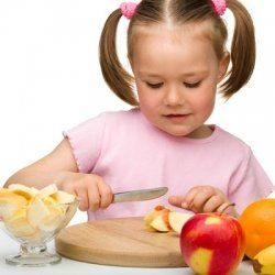 Cooking with Toddlers: Teach Your Kids to Cook - utensils, kitchen safety, and fun recipes.