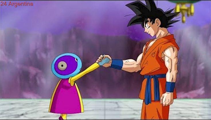 Goku conoce a Zeno-Sama - Español Latino | Cartoon Network