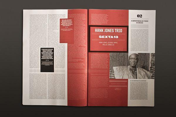 The Jazz 2009 Journal / Martinoña / Blog No Miolo
