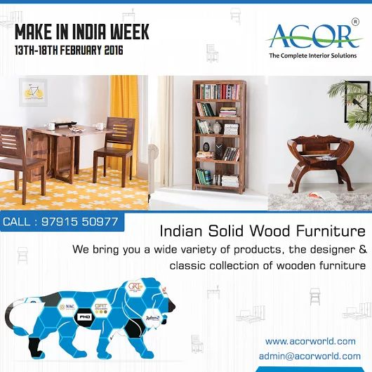 INDIAN SOLID WOOD FURNITURE SALE   We undertake Interior Decoration    Interior Turnkey for Commercial and Residential Projec    Pinteres. MAKE IN INDIA WEEK    INDIAN SOLID WOOD FURNITURE SALE   We