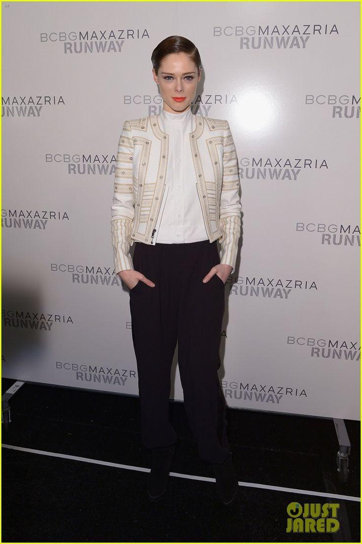 Coco Rocha: BCBGMAXAZRIA Fashion Show!  