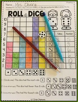 Graphing Activities Through the Year Grades 1-2 Great for math centers or guided math!