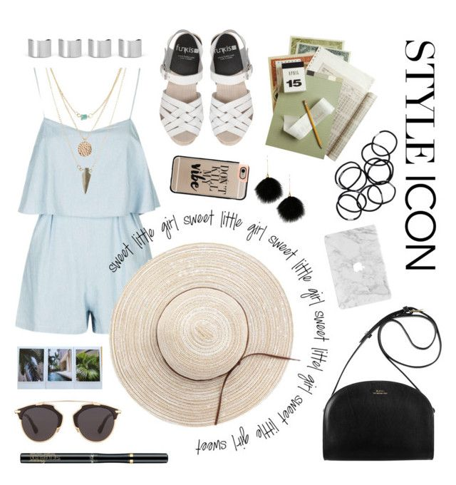 Style ıcon by afitabiyigun on Polyvore featuring polyvore, fashion, style, Maison Margiela, LULUS, Charlotte Russe, Christian Dior, Casetify, Monki, L'Oréal Paris, KEEP ME and clothing
