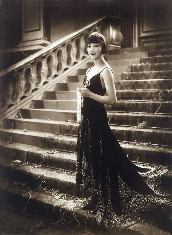 Anna May Wong and more 1920s burlesque inspirations http://www.burlexe.com/five-1920s-burlesque-icons/
