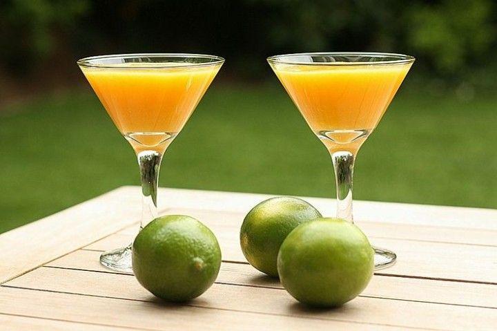Mango Martini