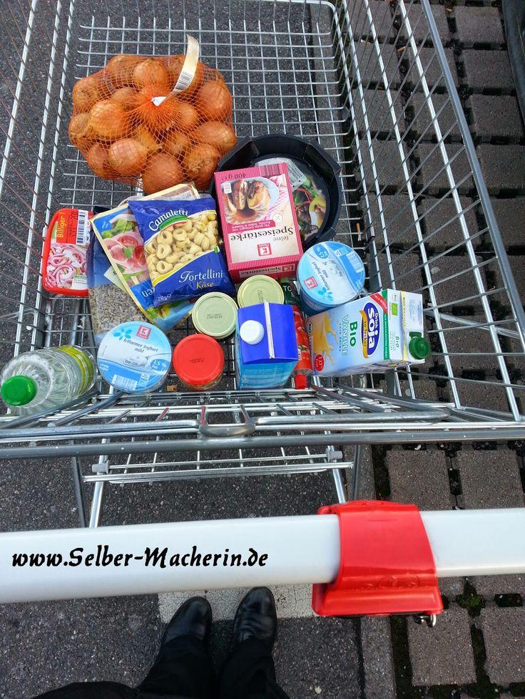 Selber-Macherin: 10 einfache Tipps um beim Einkaufen Geld zu sparen...