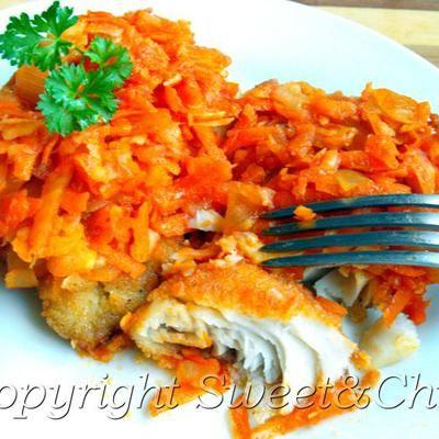 Ryba po grecku - DoradcaSmaku.pl