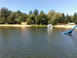 poděbrady jezero