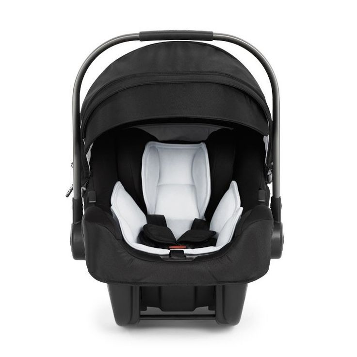 PIPA infant car seat - Night (Black) - Canadian certified baby transport gear. Learn more at BabyStyle.ca