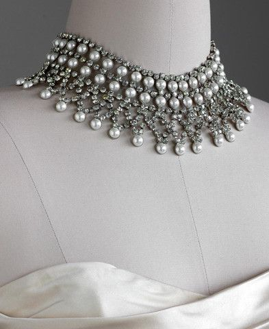 Pearl Celebration Collar | The Loved One