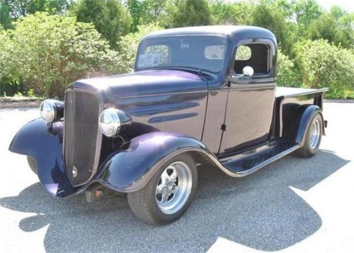 Street Rods | 1936 Chevrolet Street Rod for Sale in Greene, Iowa Classified ...