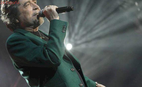 Una cirugía obliga a Joaquín Sabina a reprogramar algunos conciertos en Latinoamérica