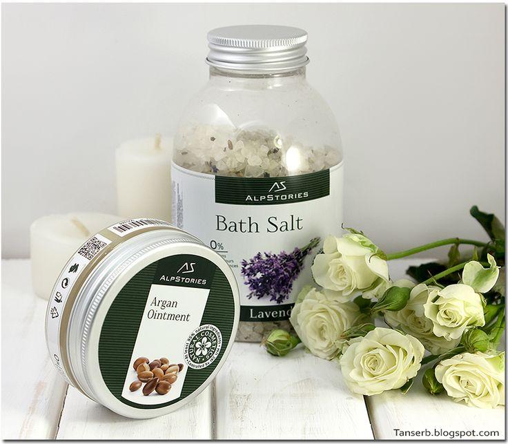 AlpStories Bath Salt Lavander <b>Соль для ванны Лаванда</b> ...
