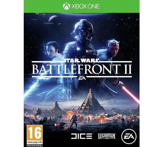 Buy Star Wars Battlefront 2 Xbox One Pre-Order Game at Argos.co.uk, visit Argos.co.uk to shop online for Xbox One games, Xbox One, Video games and consoles, Technology