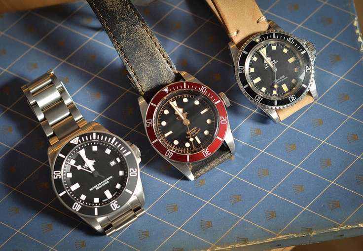 Rolex Officially Launches Tudor Watch USA for the sub-$5000 Market