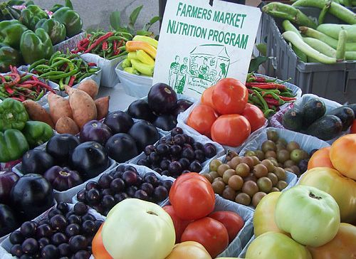 West Birmingham, AL - Alabama Farmers Market.  Open-air, indoor facility provides an ideal spot for vendors to share their fresh fruits, vegetables and more with the public. They feature both wholesale and retail produce and are open year round.