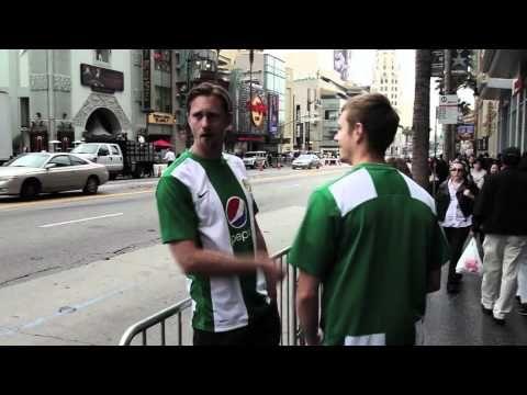 Hammarby Fotboll - Alexander Skarsgard & Joel Kinnaman Hitchhiking to Sweden - YouTube