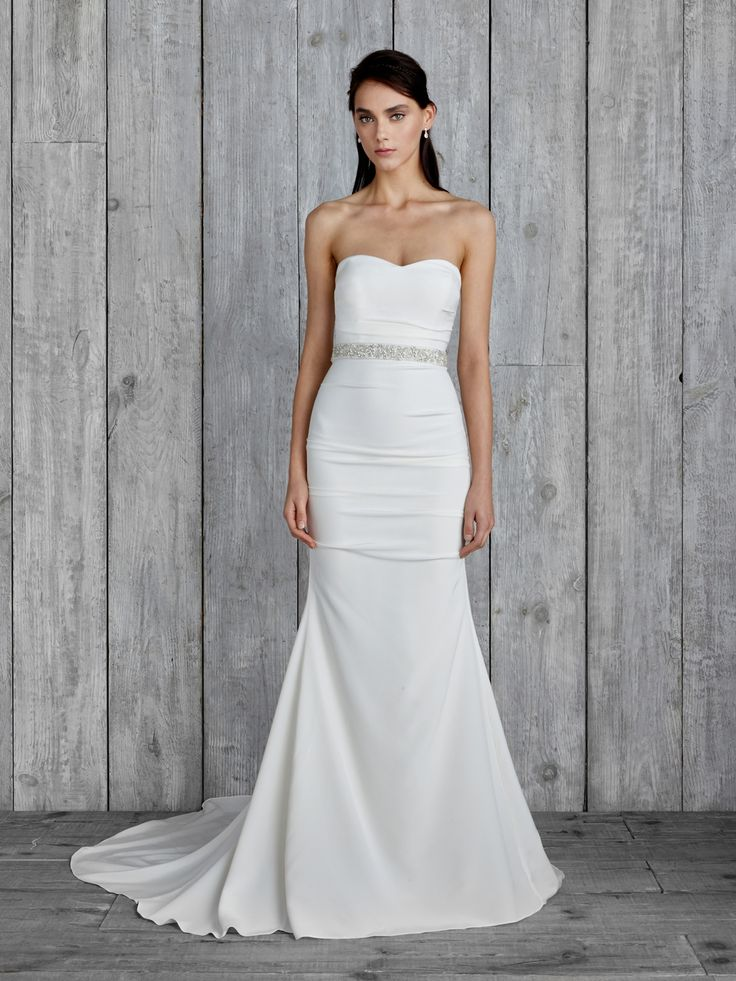Nicole miller wedding dresses 2018 pictures