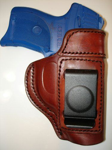 BROWN RIGHT HAND SIDE Leather Inside the Pants Reinforced Mouth Holster for RUGER LC9 & LC380 LC-9 LC-380 (Itp, Iph, Iwb, Ccw) HOLSTERMART USA,http://www.amazon.com/dp/B00EBV2BO2/ref=cm_sw_r_pi_dp_sZ6dtb05FXZG615Q