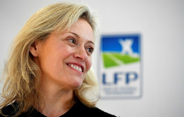 France elects first woman football chief   Paris (AFP)  Nathalie Boy De La Tour became the first female president of one of European footballs big leagues when she took over the French Professional Football League (LFP) on a four-year term on Friday.  Boy De La Tour 48 who previously worked with the Football Foundation which promotes the game in the community takes over fromFrederic Thiriez who resigned last month after 14 years.  She was also previously a member of the administrative…