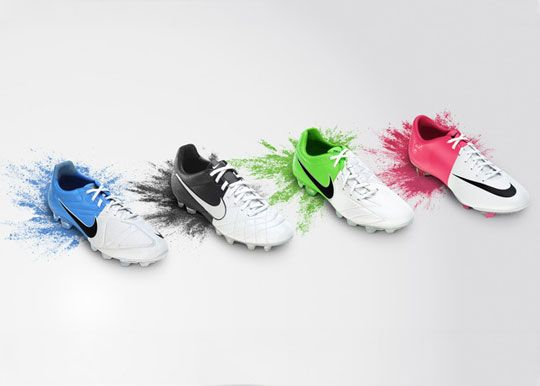 Nike Clash Football Boot Collection