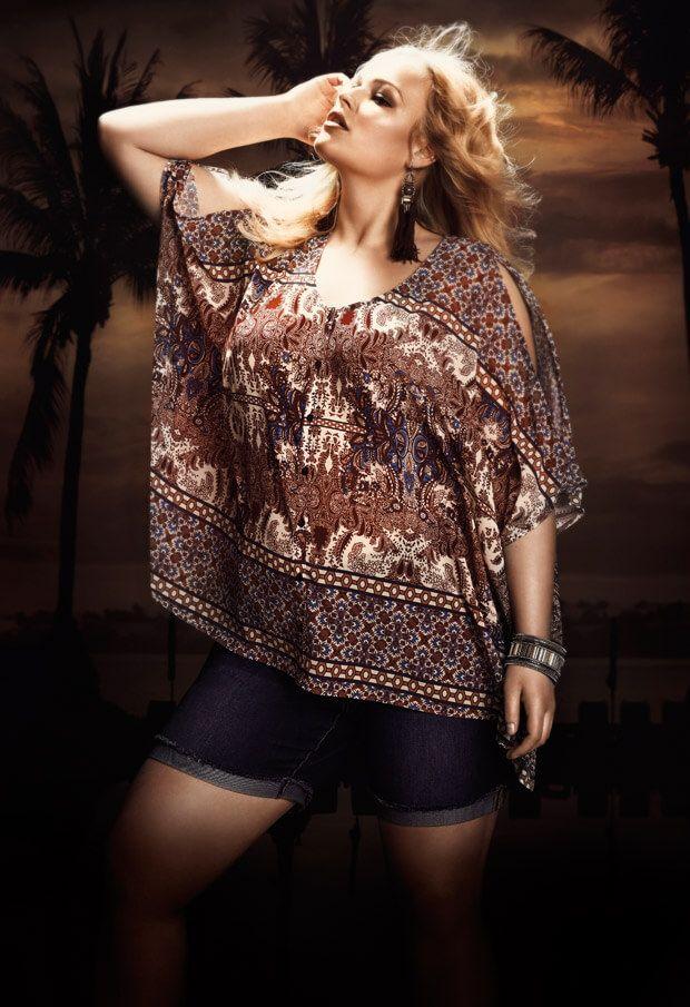 Plus Size Fashion Lookbook | Penningtons. Short ShortsHello SummerFashion  LookbookLatest ...