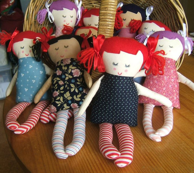 aussie knitting threads: Candy and friends